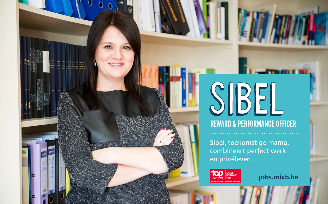 Sibel, Reward & Performance Officer