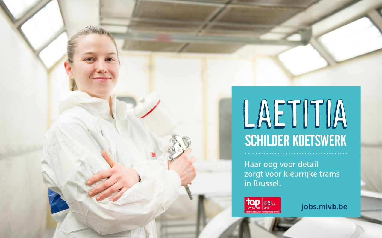 Laetitia, pistoolschilder