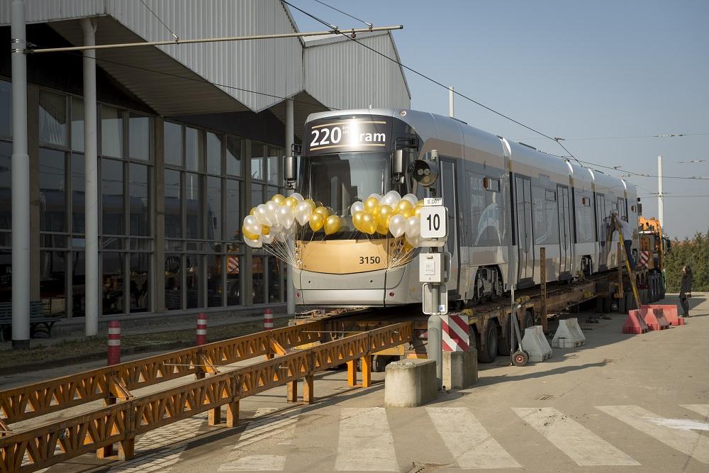 De dag dat: de laatste tram T3000 aankwam
