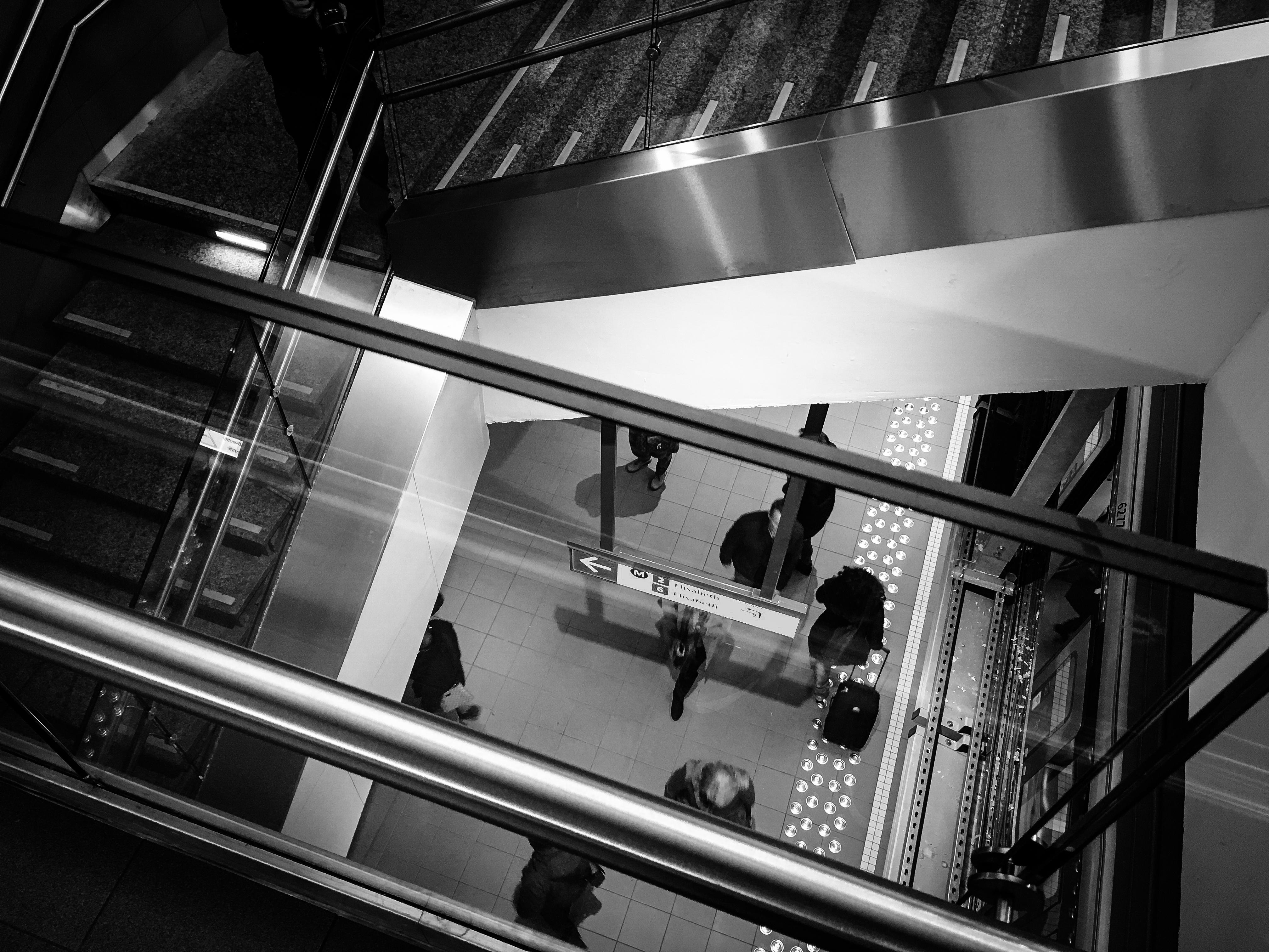 Meer licht voor metrostation Kunst-Wet