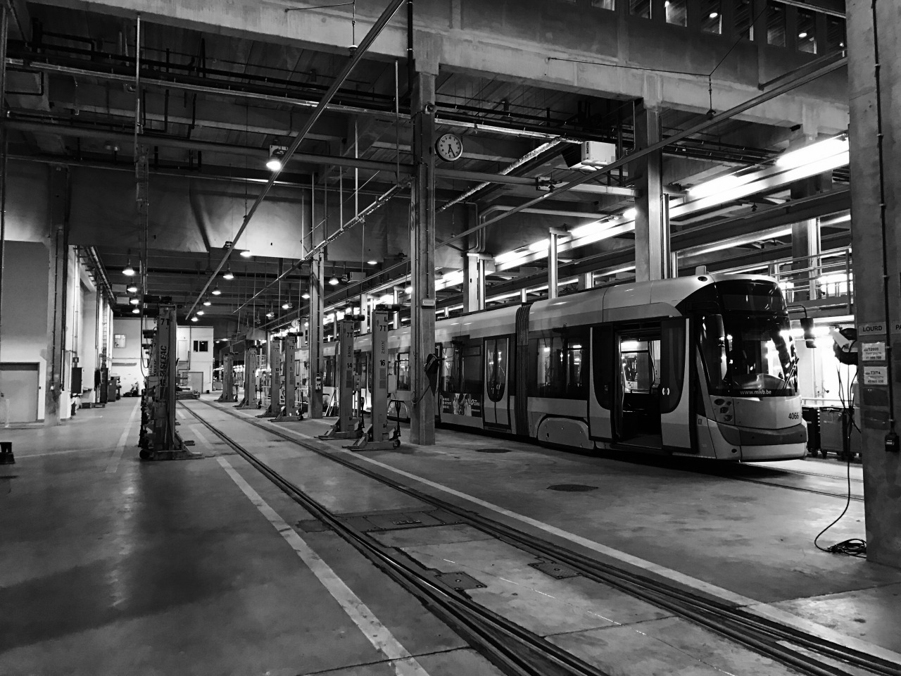 MIVB date: achter de schermen van de tram