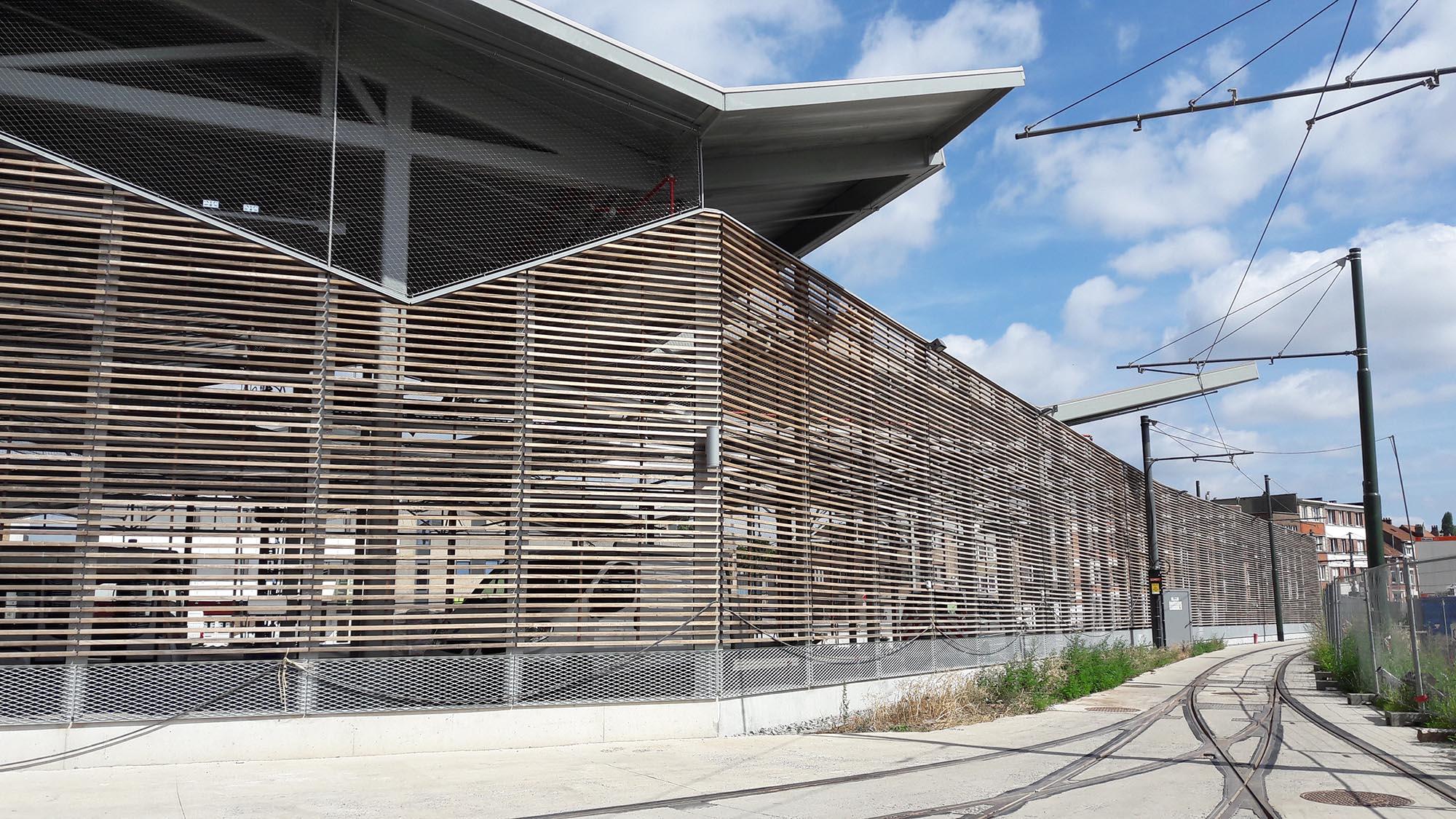 Een nieuw dak voor onze trams: de Marconi-remise