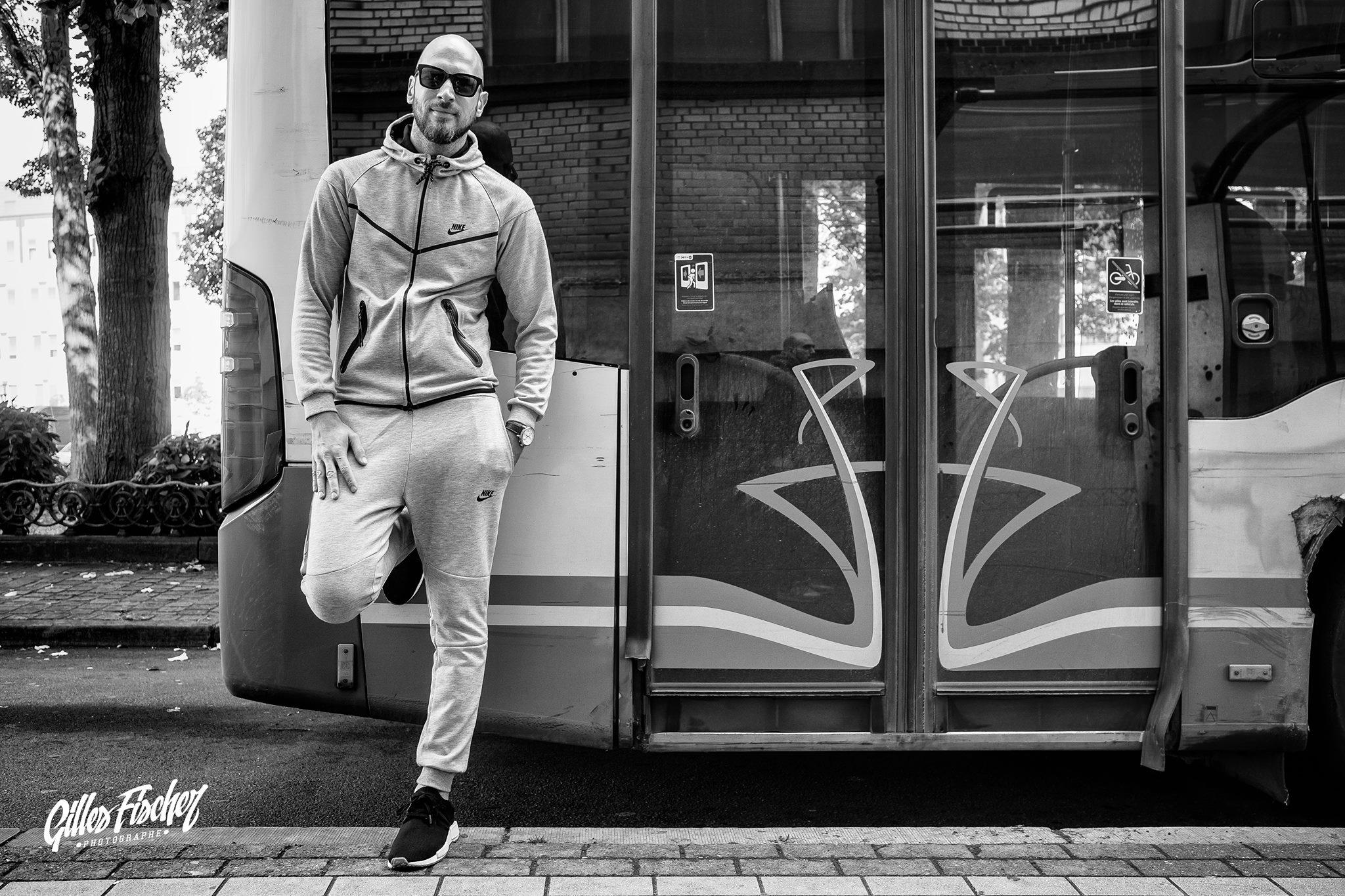 Richting hip-hop: onmiddellijk vertrek