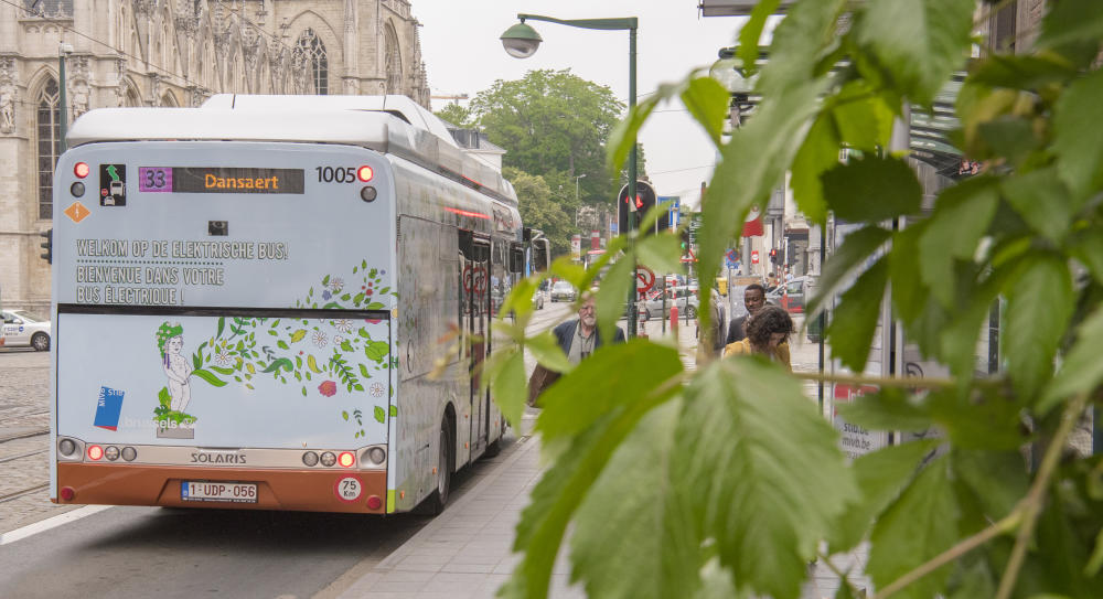 Alles over je bus, tram of metro van morgen