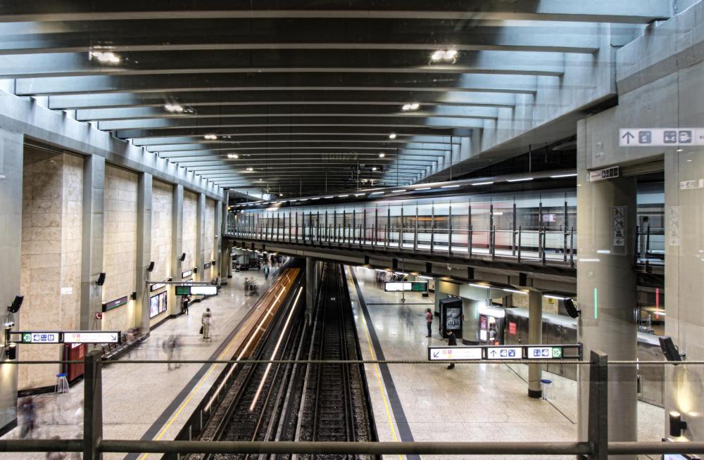 Achter de schermen: de muziek in de metro