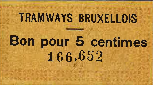Hoe onze trams tijdens de Groote Oorlog Brussel mee draaiende hielden