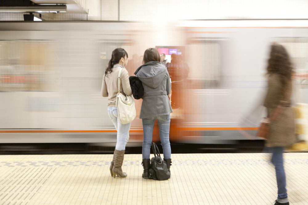 Voortaan ook valideren wanneer je de metro verlaat !