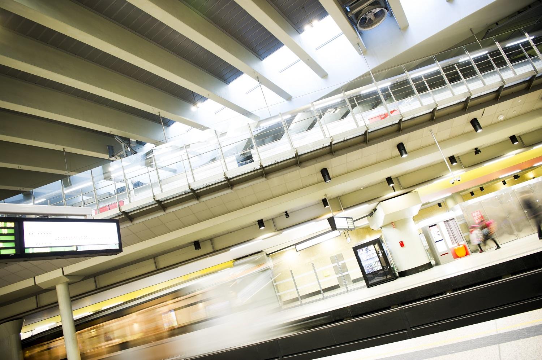 Achtergrond : wanneer de metro remt