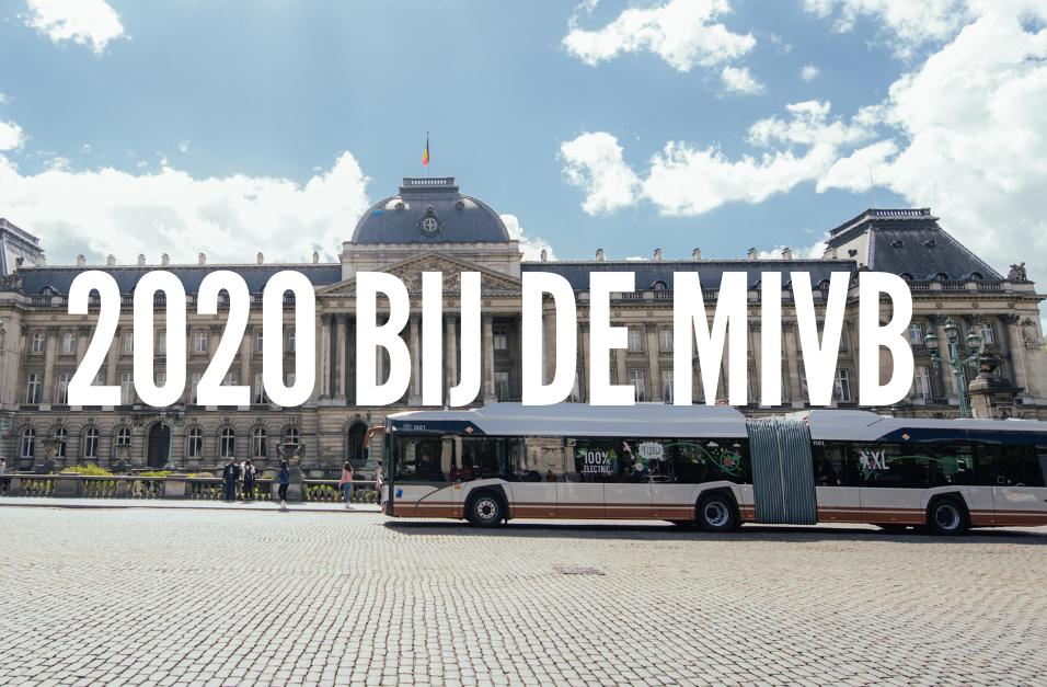 2020 bij de MIVB