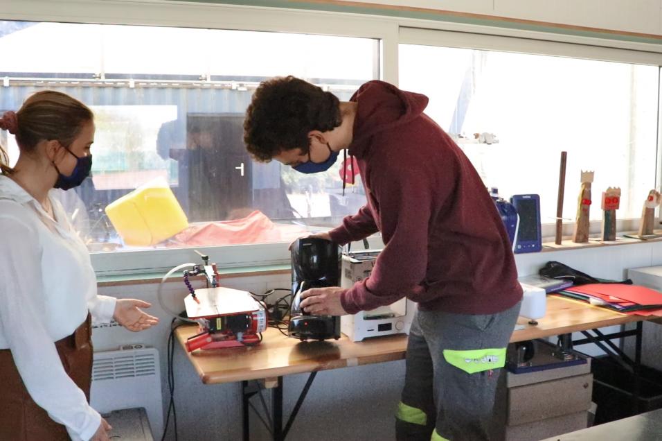 Le repair Café à Molenwest