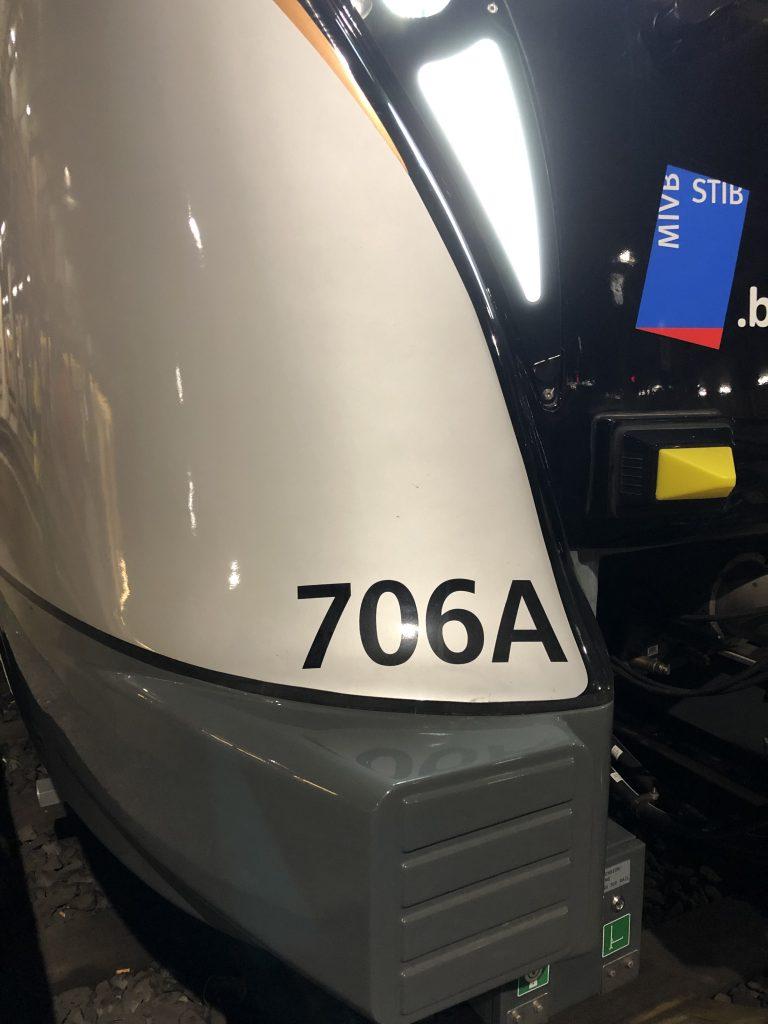 Detail van een M7