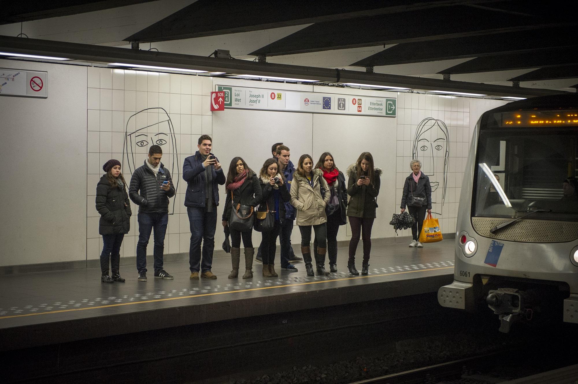Opera in de metro