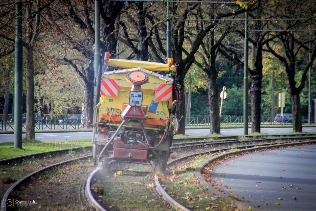 Unimog weg-spoor - foto (c) Quentin Joschko