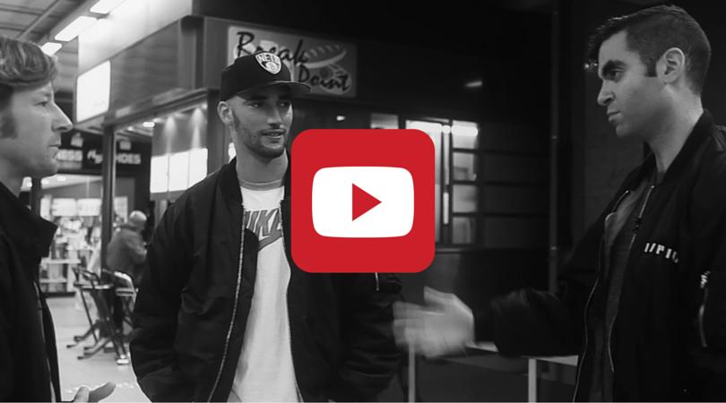Black: interview met Adil El Arbi en Bilall Fallah in de metro