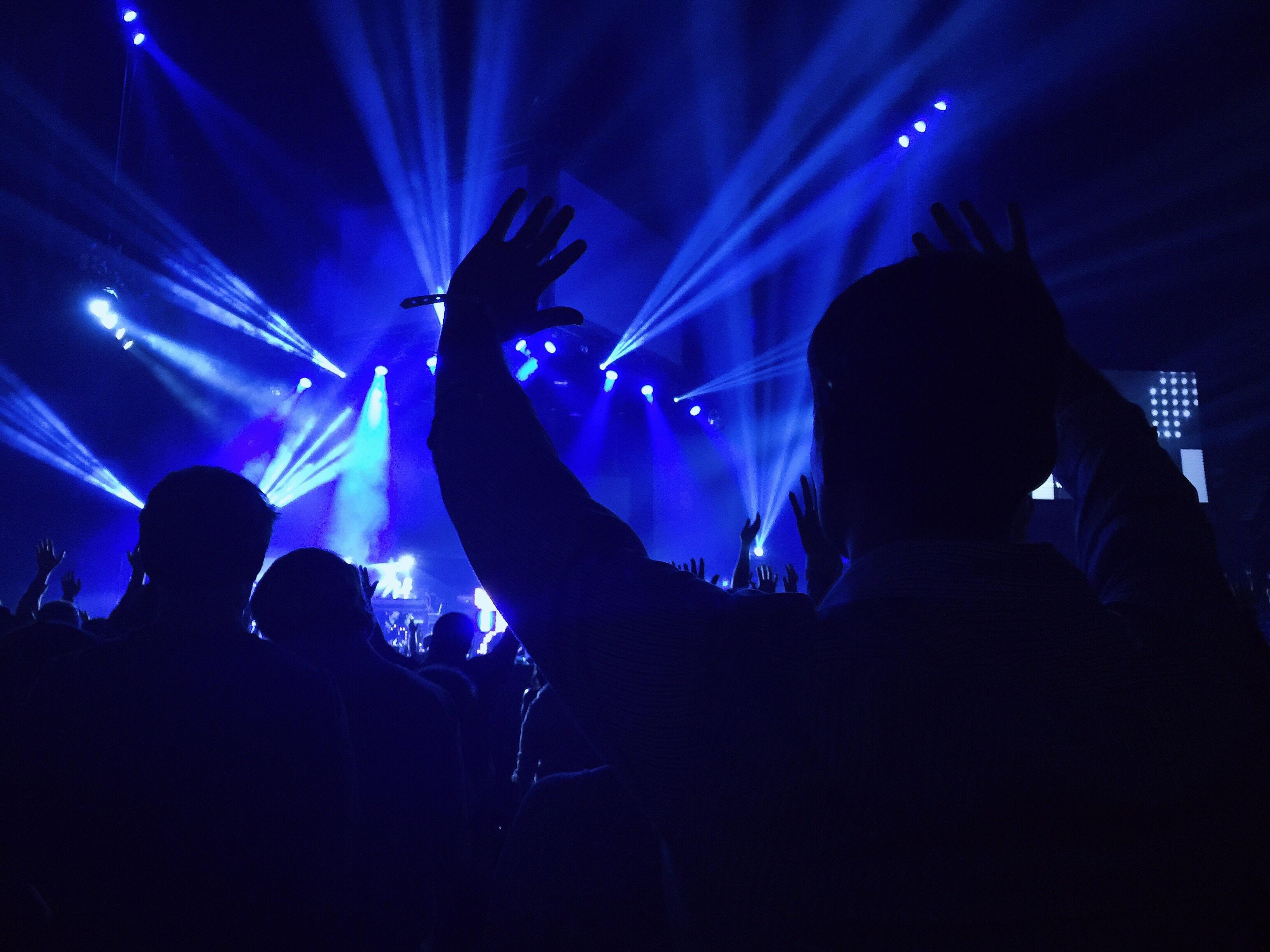 Hoe bereidt de MIVB grote concerten voor?
