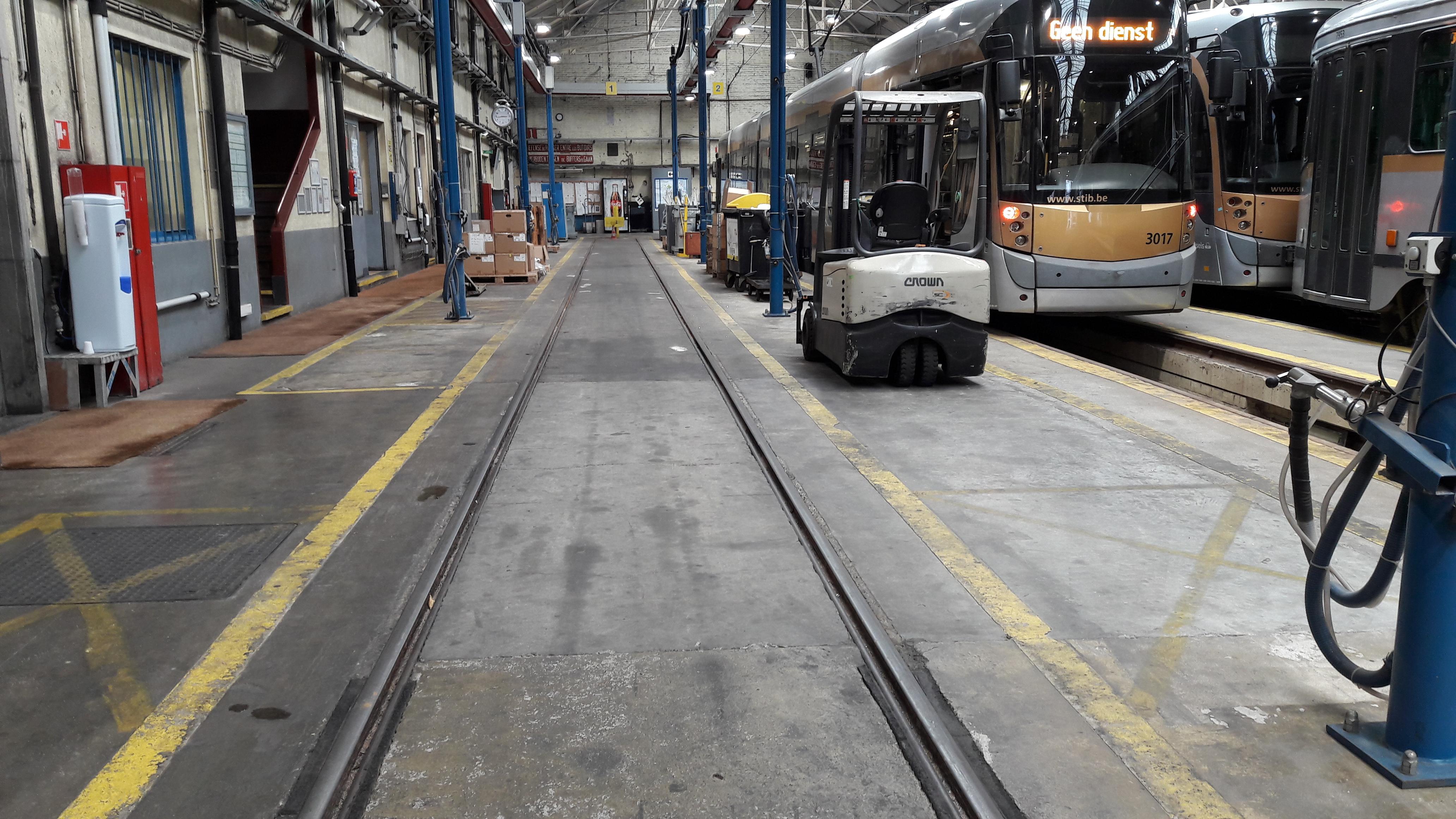 Rise and shine! Part 1: de schoonmaak van onze trams