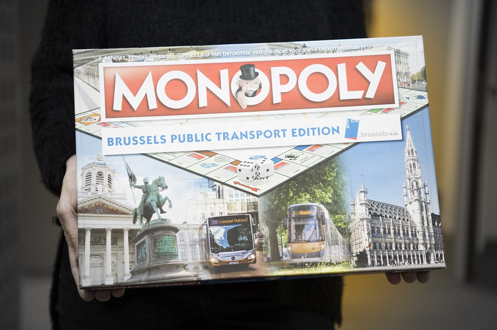 monopoly mivb stib